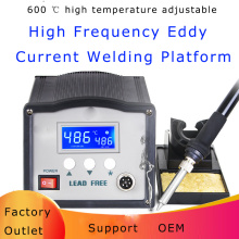Super Power 600 Degree Intelligent Lead-free High Frequency Digital Display Welding Platform 220V / 110