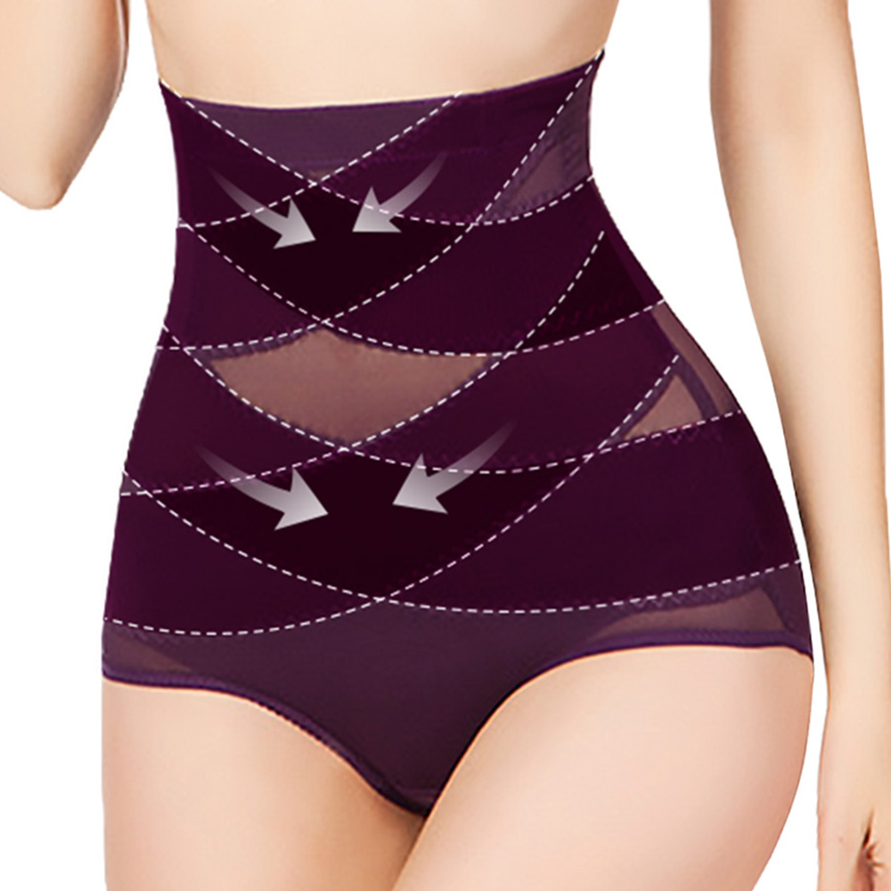 Tummy Shaper High Waist Shapewear Control Slimming Underwear Steel Bone Body Shapers Women Black Body Shaper New Shapewear