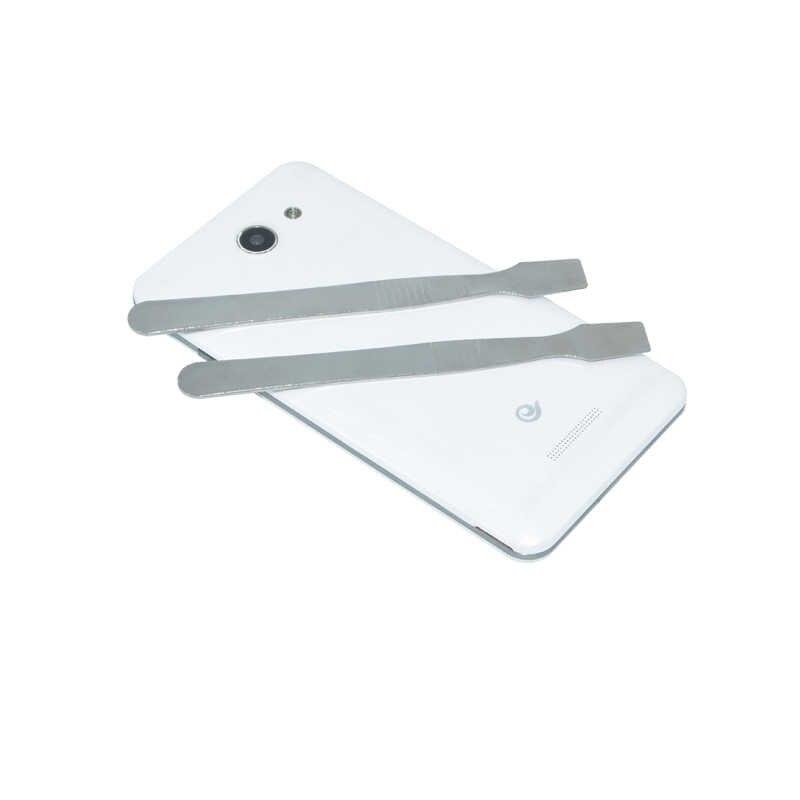 Dual Ends Metal Spudger Phone Tablet Prying Scraper Opening Tools for iPhone iPad Repair Tool Kit Scraping Mixing Knife New