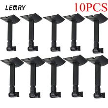 10Pcs Metal Speaker Stand Wall Mount For Bose UB 20I Mounting Bracket Mounts Celling For Surround Speakers  Wall Bracket
