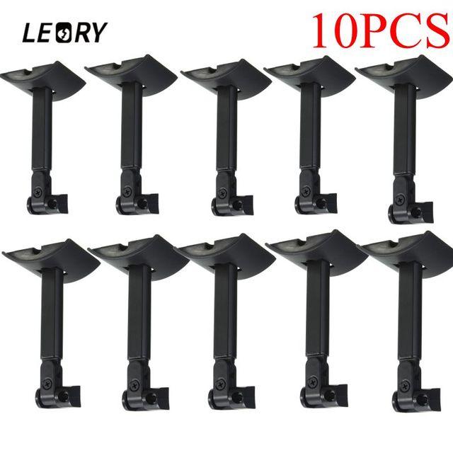 10Pcs โลหะลำโพง Stand Wall Mount สำหรับ Bose UB 20I ยึด Mounts Celling สำหรับลำโพงเซอร์ราวด์ Wall Bracket