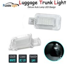 1Pcs 18SMDLED Luggage Compartment Interior Lights For Honda Accord City Civic Sedan CR-Z V Jazz Fit H FR-V Insight  Crosstour