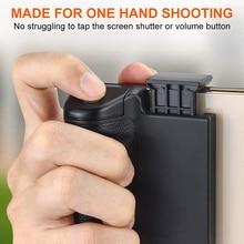 CapGrip Drahtlose Bluetooth Smartphone Selfie Booster Griff Grip Telefon Stabilisator Ständer Halter stativ für smartphone