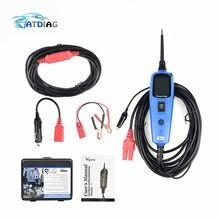 Vgate Pt150 السلطة التحقيق سيارة كهربائية جهاز فحص الدائرة الكهربائية أدوات السيارات 12 فولت النظام الكهربائي تستر كما Autek YD208 Autel PS100