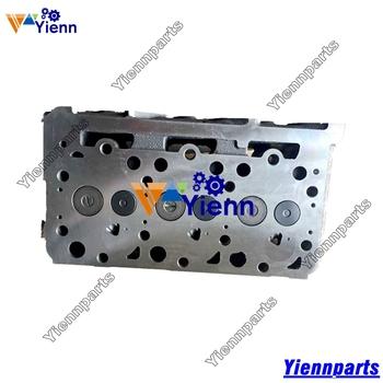 Dla Kubota D1703 głowica cylindra 16487-03040 16487-03045 1A033-03042 dla ciągnika Kubota L35 D1703TLB części naprawa silnika diesla tanie i dobre opinie Yienn