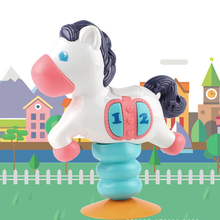 Baby music comfort toy baby early education puzzle pony plane gift child parent-child unusual gifts  13-24 Months