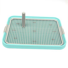Portable Dog Training Toilet Potty Pet Puppy Litter Toilet Tray Pad Mat For Dogs Cats Easy to Clean Pet Product Indoor Trainer