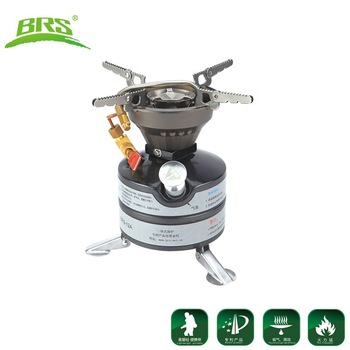 BRS Camping Stove Outdoor Oil Stove Picnic Cooking Oil Furnace One-piece Petrol Stove Integrated Stove Cookware BRS-12A цена 2017