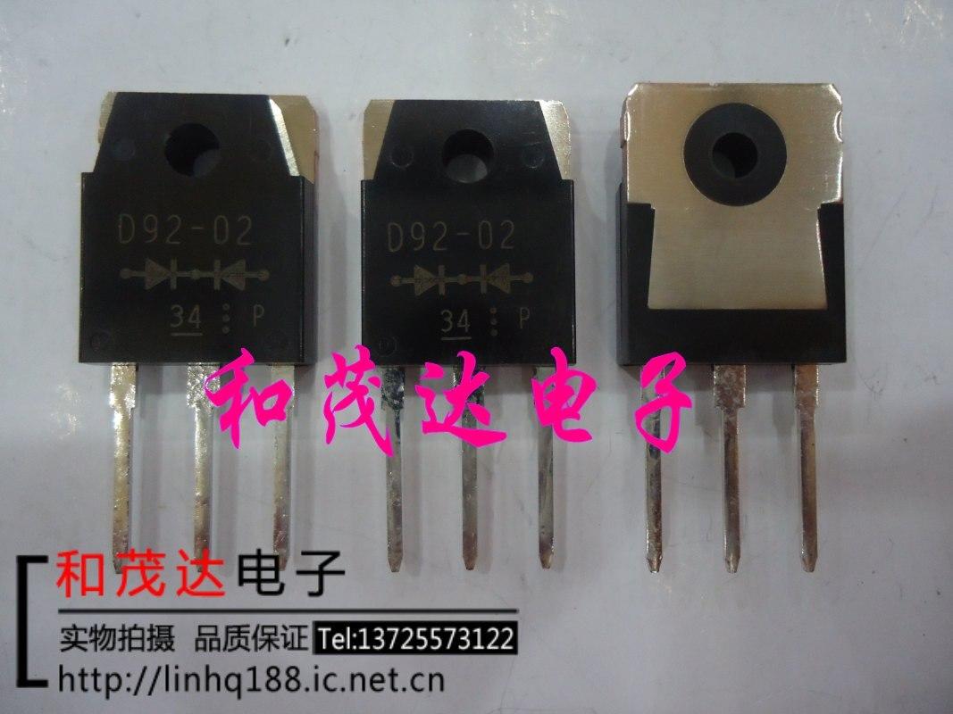 1 шт., новые оригинальные кнопки ESAD92-02 D92-02 TO-3P 200V20A в наличии на складе