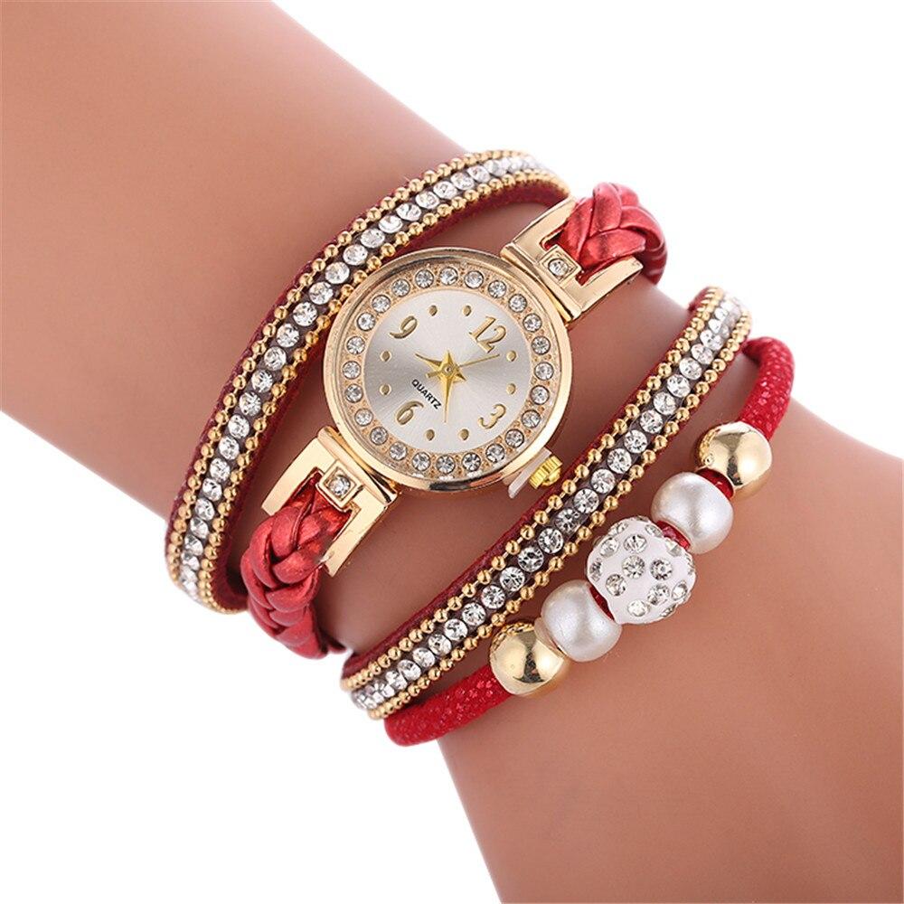 women watches Quartz Bracelet with Diamonds Часы женские reloj mujer dameshorloge dames horloges montre bracelet femme (10)