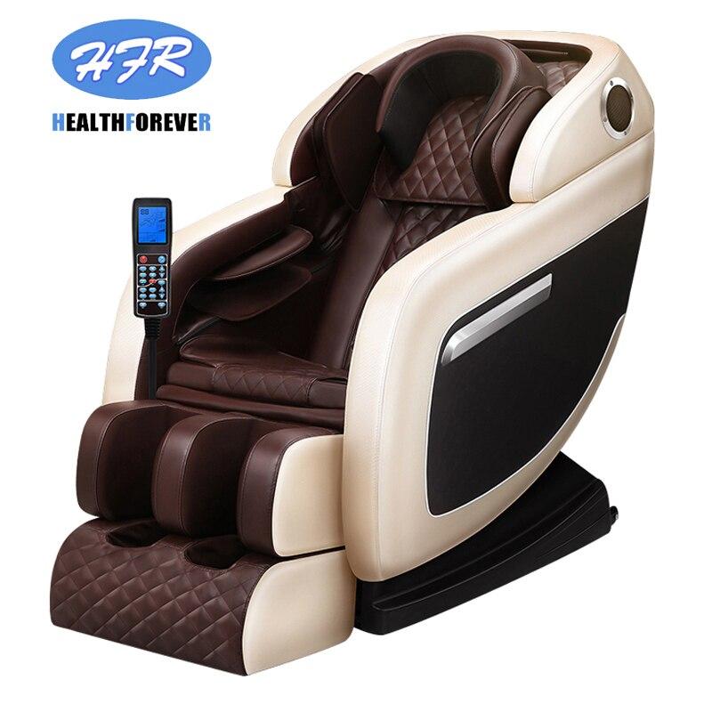 Kleinen raum luxus volle körper multi-funktionale ältere gerät Elektrische Günstige große kappe fuß wrap Deluxe Null-gravty massage Stuhl