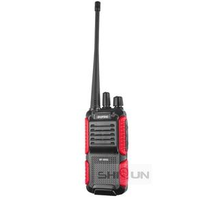 Image 2 - 2 uds Baofeng BF 999S Plus Walkies Uhf band nivel militar transceptor de radio bidireccional para seguridad, hotel,ham BF999s Actualización de 888s