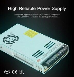 Image 4 - ANYCUBIC i3 Mega Upgrade Mega X 300*300*305mm 3d Printer Large Plus Printing Size Meanwell Power Supply Ultrabase impresora 3d