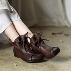 Women Boots Leather ...