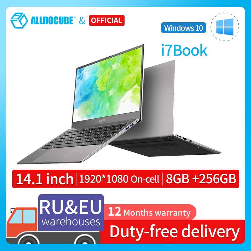 Notebook-ALLDOCUBE-i7-Book-14-1-pollici-8GB-Ram-256GB-SSD-Windows-10-Notebook-Intel-Nucleo Recensione Alldocube i7Book, Ultrabook Cinese con Intel i7