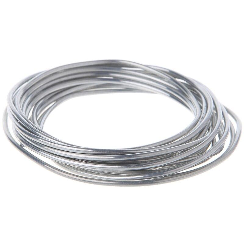 2,00 мм х 3 м медный алюминиевый сварочный флюс проволока низкотемпературный алюминиевый сварочный стержень Ls'D инструмент