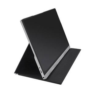 Image 2 - Портативный сенсорный экран 15,6 4K USB 3,1 Type C, для Ps4, коммутатора, телефона, игрового монитора, ноутбука, ЖК дисплея