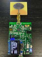 Dw1000follower placa de desenvolvimento uwb posicionamento interior siga abandonar dwm1000 300 metros de distância|Dispositivo de reconhecimento de impressão digital|Segurança e Proteção -