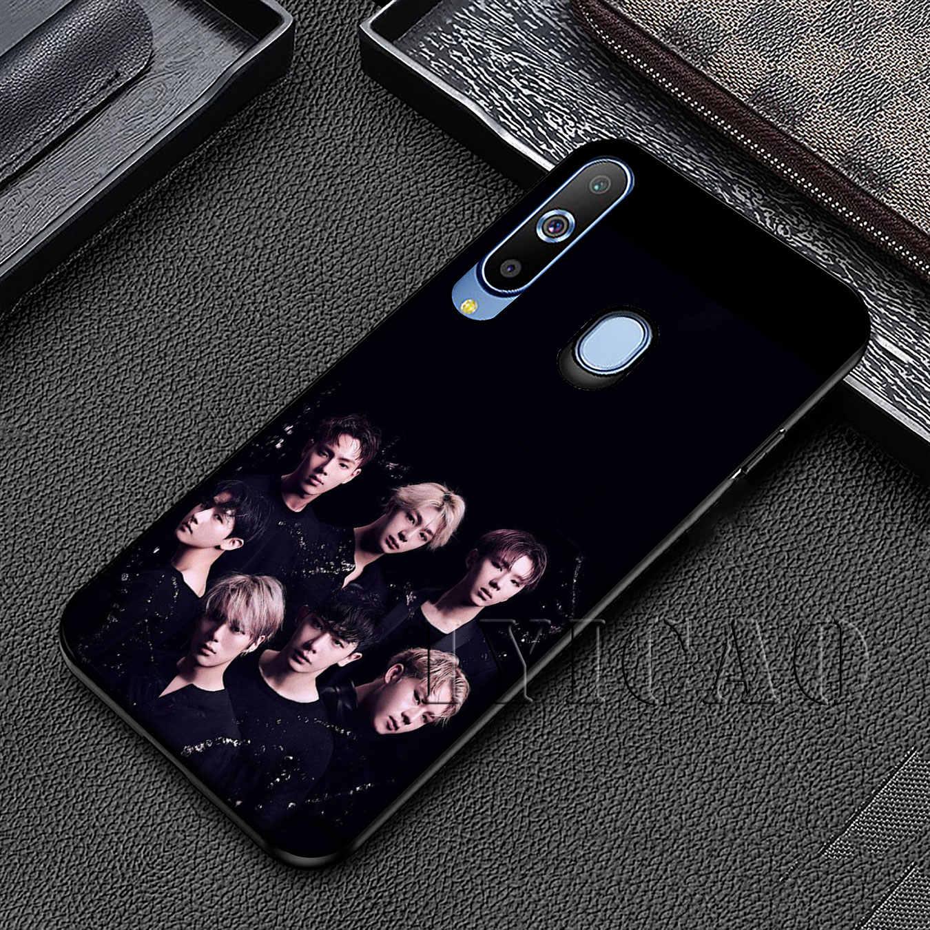 Balo Monsta X Silicone Mềm Dành Cho Samsung Galaxy Samsung Galaxy A70 A60 A50 A40 A30 A20 A10 M10 M20 M30 M40 A20E bao Da