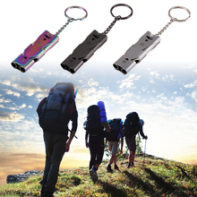 Whistle Hunting-Survival Survival-Whistle-Keychain Outdoor Sports Camping Emergency