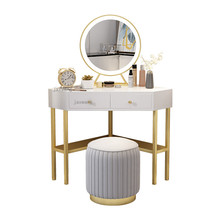 Makeup-Chair Dressers Furniture-Dressing-Table Storage-Cabinet Home Nordic-Style Modern