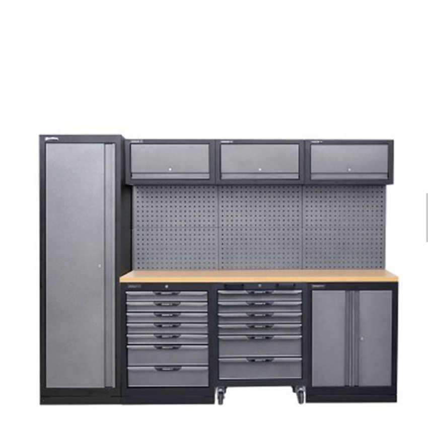 Tool Cabinet Steel Tall Metal