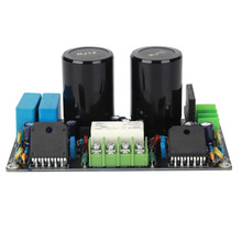 Post Power Amplifier Board LM3886 2.0 with UPC1237 Speaker Protection Circuit 0-AC24V Power Board Post