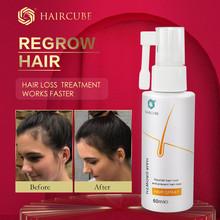 HAIRCUBE Hair Growth Products Essence Oil Hair Care Hair Treatment Hair Growth Serum Organic Anti Hair Loss Beauty Products cheap 20161221 CN(Origin) Hair Loss Product for hair growth 1 bottle 60ml bottle YFY021