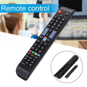 1PC TV Remote Control Replacement Controller For Samsung 3D LCD LED TV Full HD AA59-00809A image