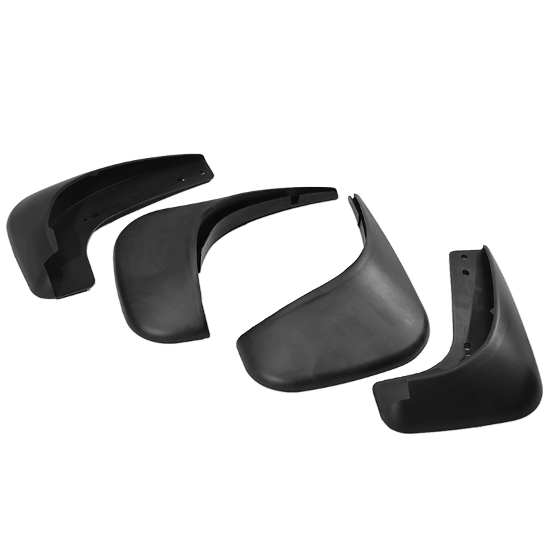 4pcs Car Mud Flaps Splash Guards Mudguards <font><b>Mudflaps</b></font> for Fender Front Rear For <font><b>VW</b></font> Touran 2003-2009 Caddy 2004-2009 Accessories image