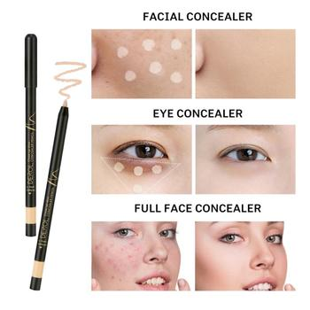 DEROL Concealer Pen Face Make Up Liquid Waterproof Contouring Foundation Contour Makeup Concealer Stick Pencil Cosmetics 1