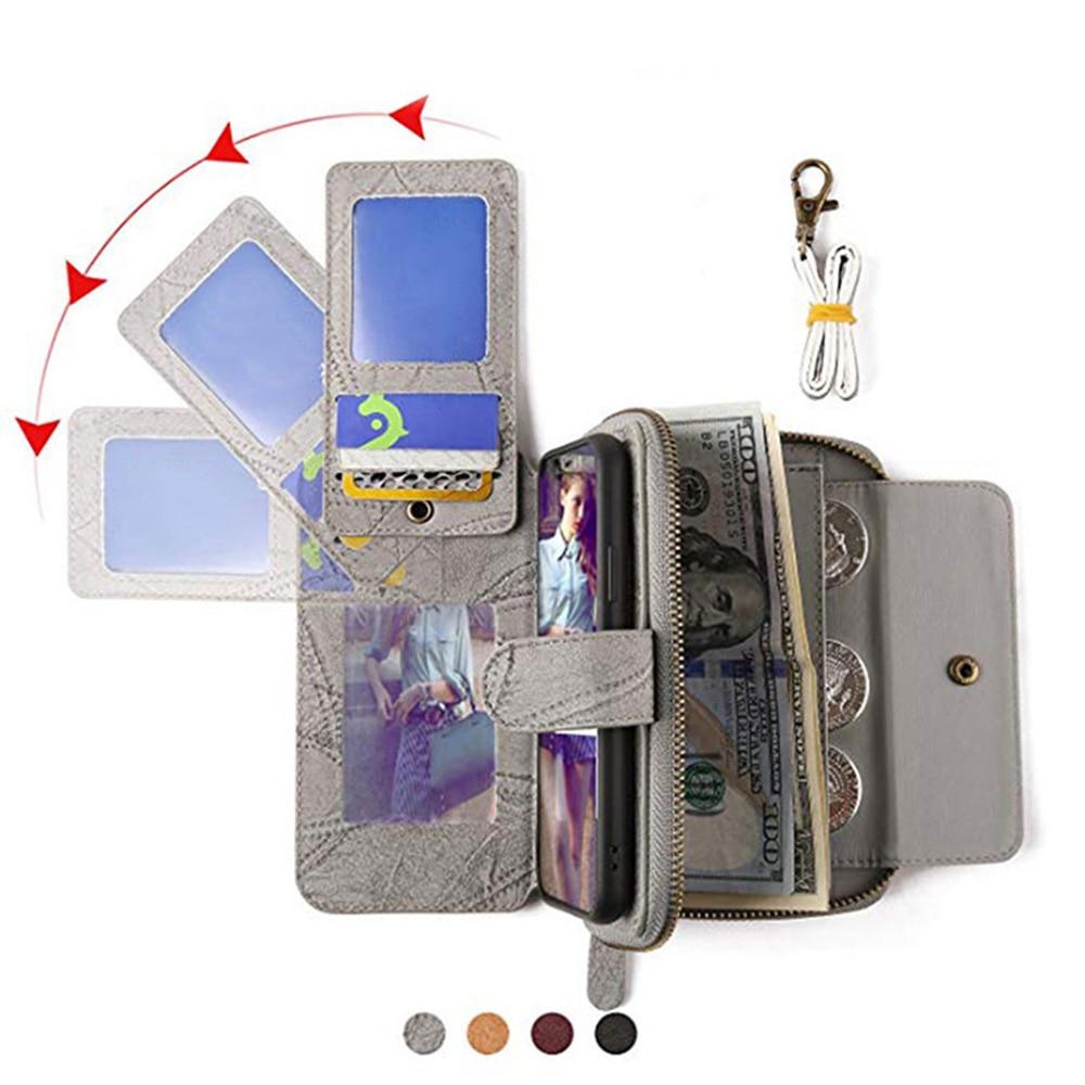 MEGSHI-SanDai көп функциялы Samsung Galaxy S9 S10 S20 5G - Мобильді телефондарға арналған аксессуарлар мен бөлшектер - фото 4