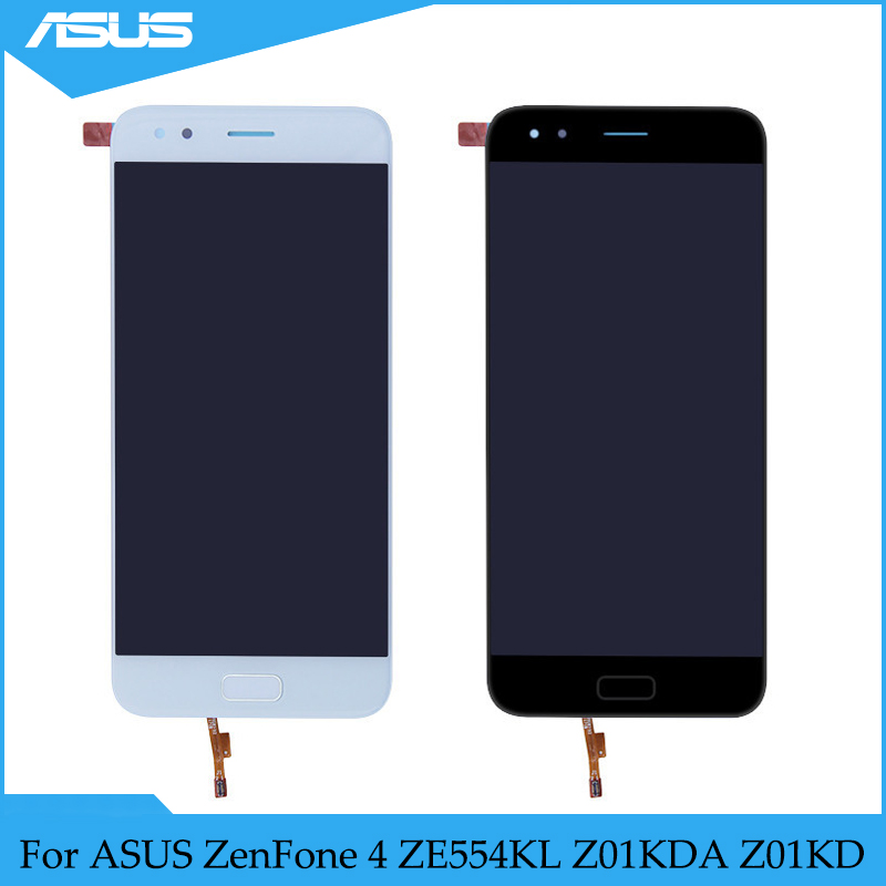 LCD For Asus ZenFone 4 ZE554KL Z01KDA Z01KD LCD Display Touch Screen Digitizer Assembly Repair For ASUS ZE554KL LCD Screen