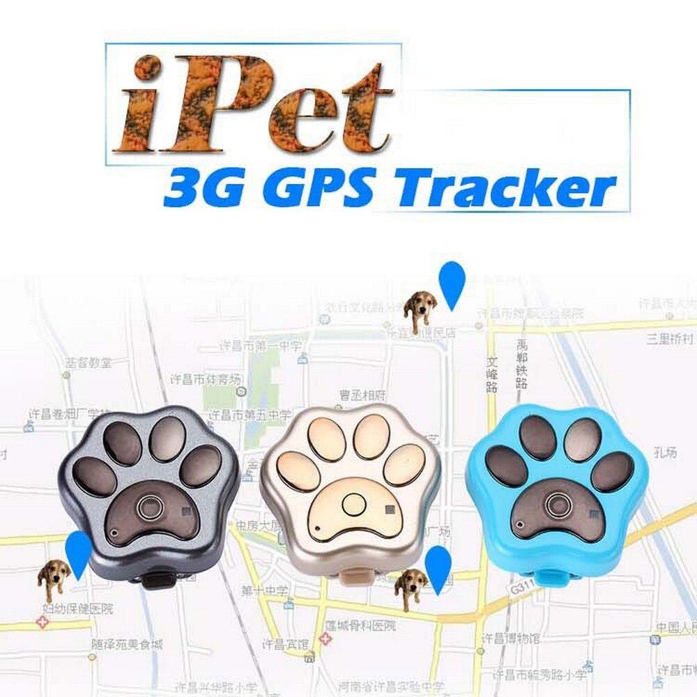 V40 3g gps tracker gato cão gps