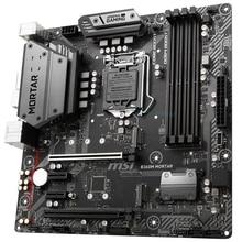 Für MSI B360M MÖRTEL Motherboar Micro-ATX Für Intel B360 DDR4 M.2 USB 3,1 Gen2 ROLLENMASCHINENLINIE TYPC 64G 1151 CPU Desktop Mainboard NEUE