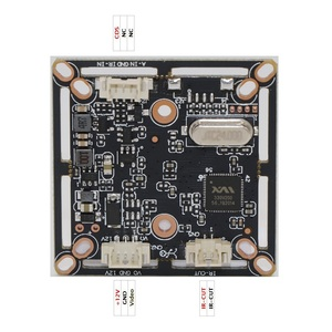 """Image 2 - Módulo de câmera cctv 1/2. 9 """"cmos 1080 p mis2003 hd 200 megapixel placa para XVI AHD, cvi, tvi, cvbs 1200tvl câmera diy preço por atacado"""