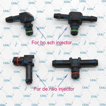 10PCS Return Oil Backflow Joint Pipe T and L Type for Bosch Denso Diesel Injector Plastic Connector Hose Joiner Tube Fuel - discount item  9% OFF Auto Replacement Parts