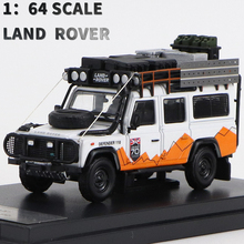 Toy DEFENDER MASTER Land-Rover Collect-Gifts 1:64-Scale 110 Car-Model Vehicles Diecasts