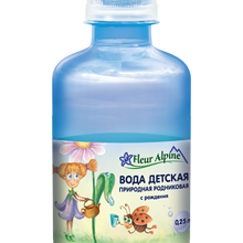 Вода питьевая Fleur Alpine 0.25л с 0 месяцев в ассортименте 12 шт.