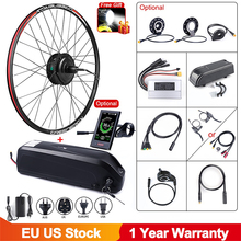 Conversion-Kit Cell Bicycle-Gear E-Bike-Battery Brushless-Hub-Motor Bafang Electric 48v 500w