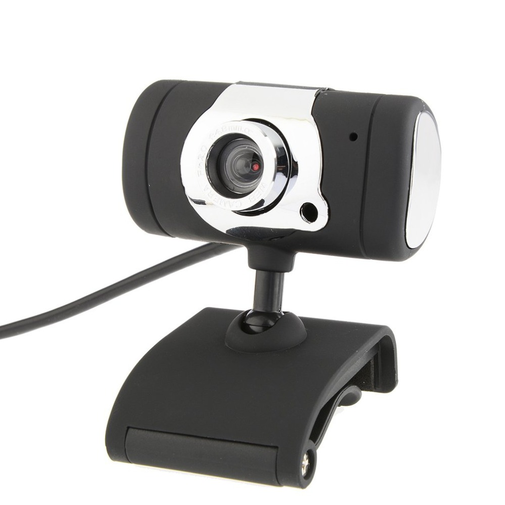 720P HD USB Webcam Computer Camera with Automatic White Balance and Automatic Color Correction 3