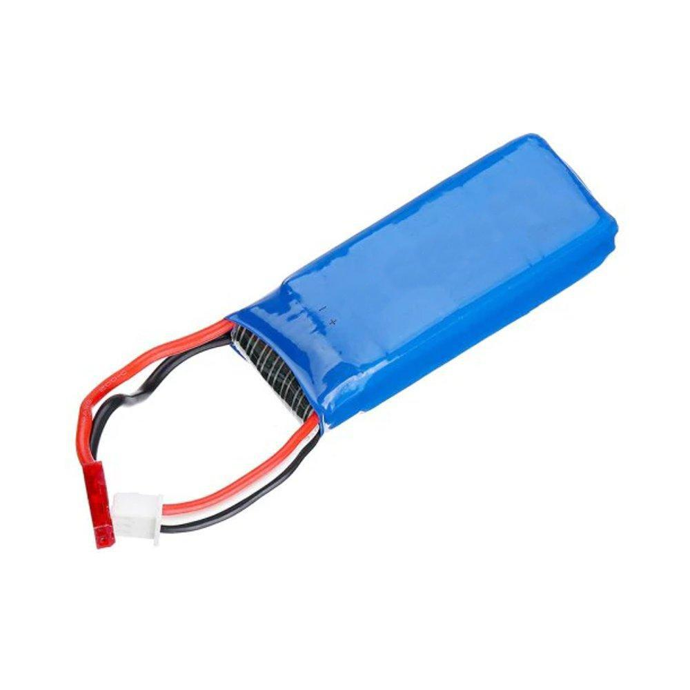 RCtown XK X420 <font><b>7.4V</b></font> 2S <font><b>500mAh</b></font> 20C LiPo <font><b>Battery</b></font> Spare Part For XK X420 420mm 3D6G VTOL FPV RC Airplane image