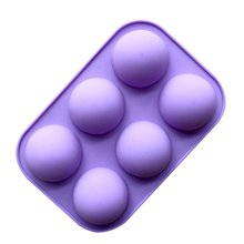 Маленькая полукруглая силиконовая штукатурка для ароматизированных