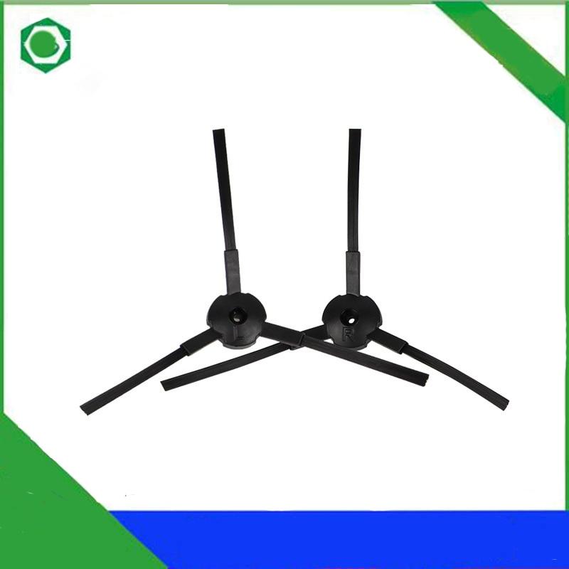 4 пары, щетки для пылесоса Ecovacs Deebot CEN663 ECO CEN550 CEN546