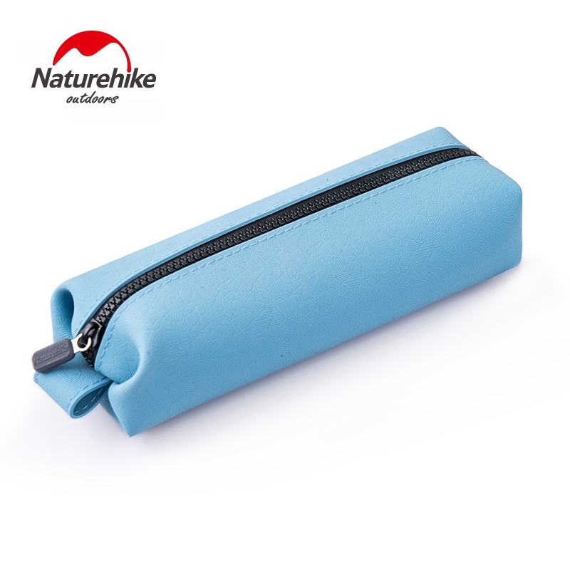 Naturehike 2019 New Silicone Swimming Cosmetic Travel Storage Bag Waterproof Ultralight For Business Trip Toiletry Storage Bag