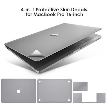 Lention naklejka na całe ciało dla 16-cal MacBook Pro A2141 to góra + dół + Touchpad + podpórka dla dłoni że skóra jest pełna-pokrywa ochronna tanie i dobre opinie PCM-PRO16T-FIO Zdjęcie Touchpad + Palm Rest Skin Top + Bottom Skin MacBook Pro 16 inch New MacBook Pro Use of environmentally friendly materials
