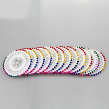 Color pearlescent needle paper clip pin clothing accessories DIY handmade materials