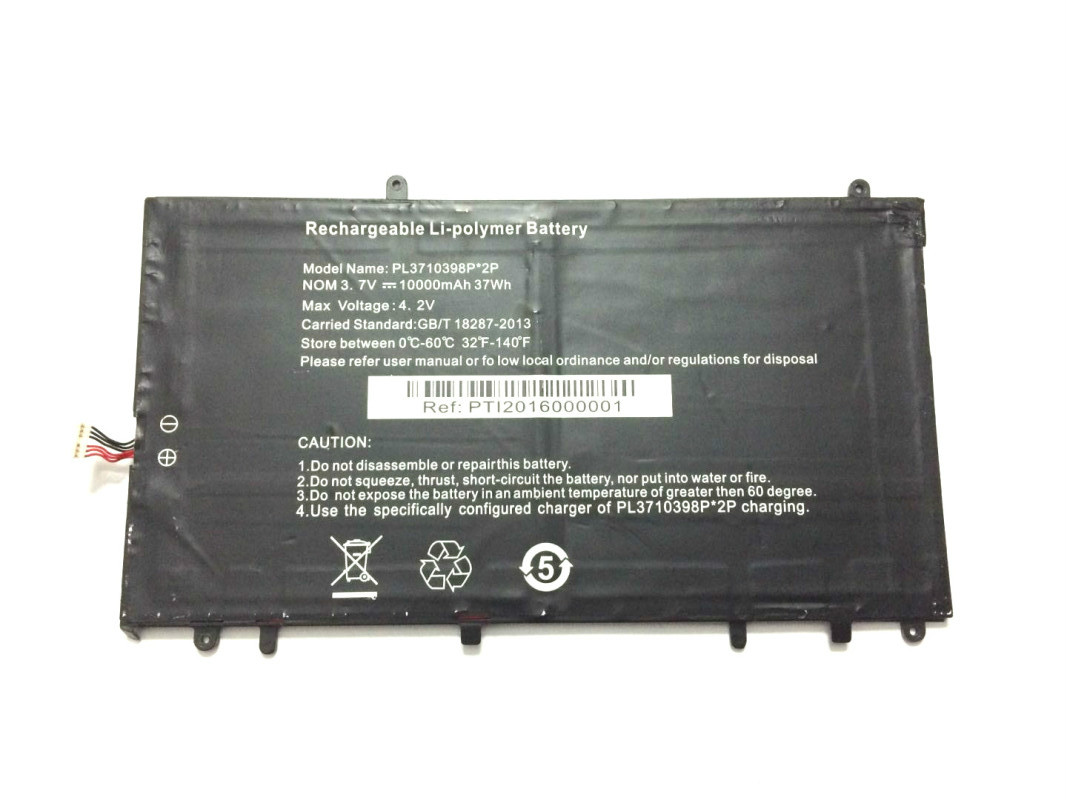 Stonering N14 PL3710398P*2P JAN For 4Good Light AM500 Laptop With 4 Plug