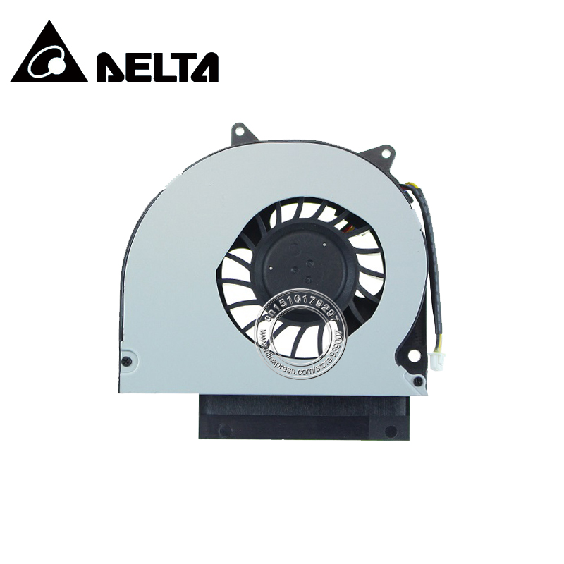 Original Free Shipping Laptop Cooling Fan Cpu Cooler For DELL E6430 CPU Cooling Fan 0XDK0 KSB0505HA-C DC05V 0.40A