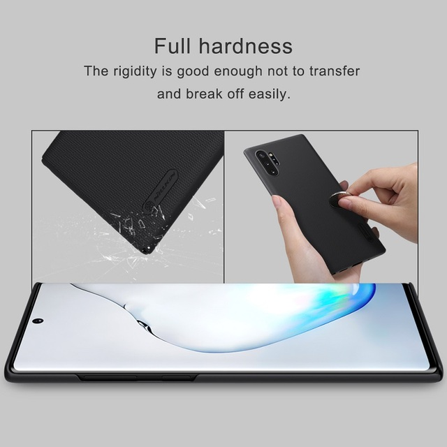 Nillkin Samsung Galaxy Note 10 Plus Frosted PC Matte Hard Back Case Cover